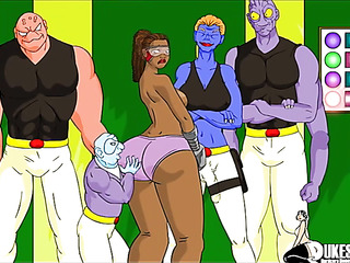 submissive ebony's sexual journey